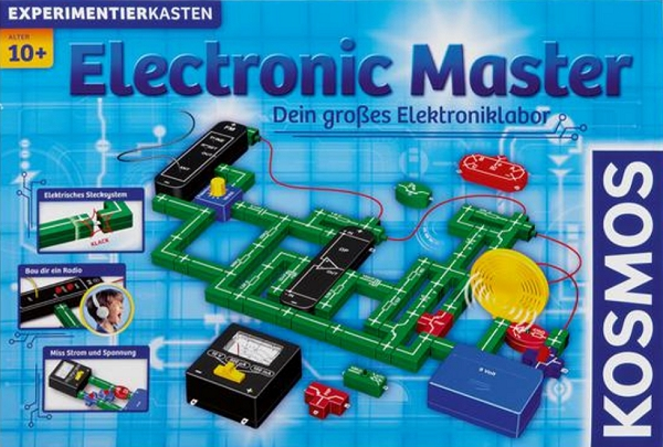 kosmos experimentierkasten elektronik