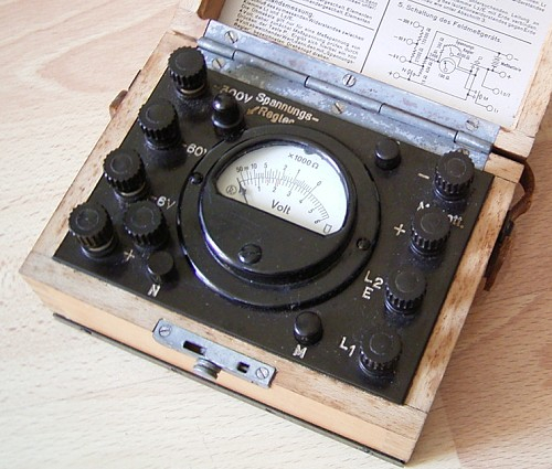 Alte messgeräte