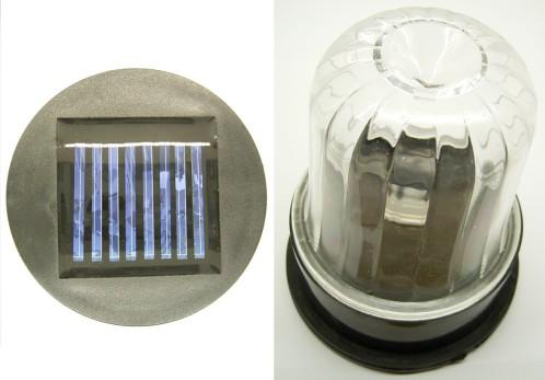 die solar gartenlampe. Black Bedroom Furniture Sets. Home Design Ideas