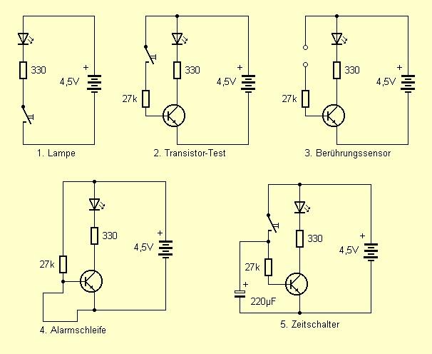 Elektronik in 5 Lektionen